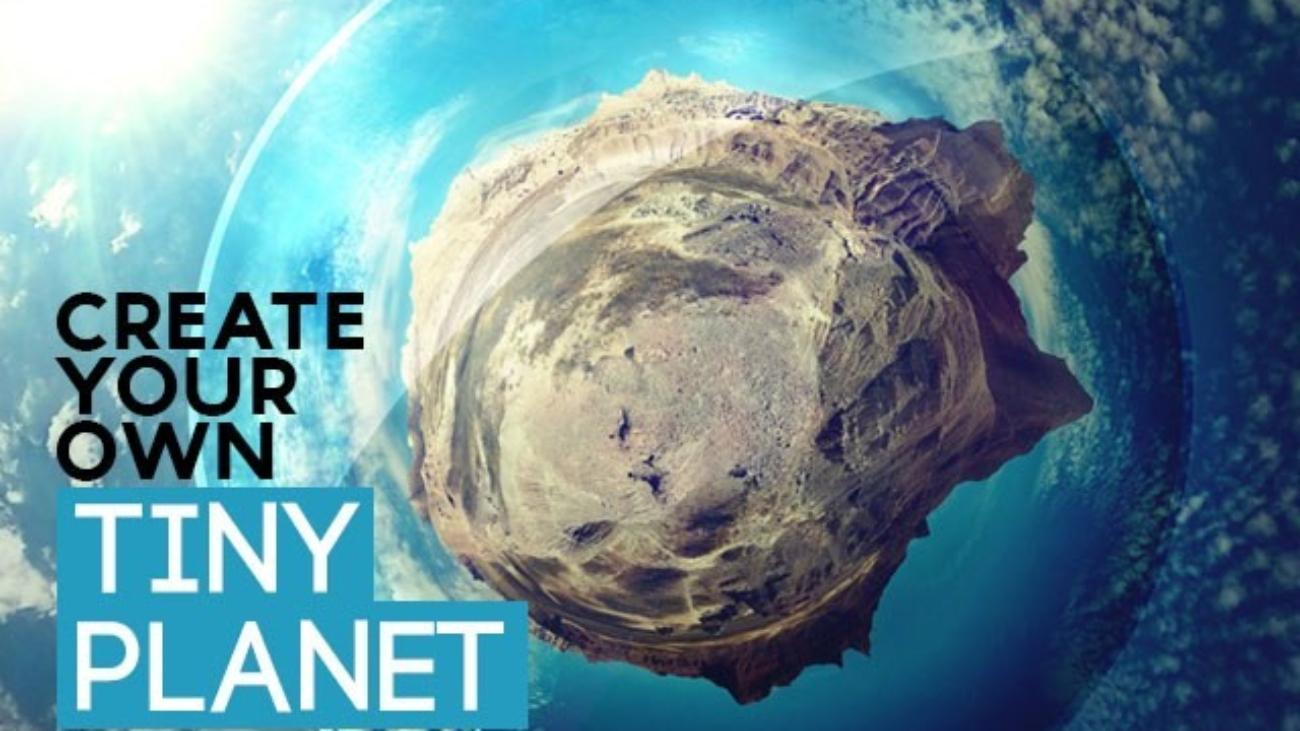tiny-planet